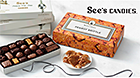 See's Candies Holiday Fundraiser