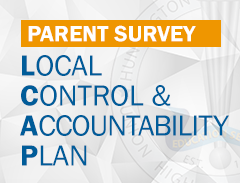 Please take the LCAP Parent Survey