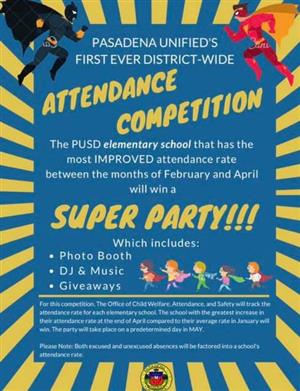 Calling All Parents & Students: Let's Win Franklin a Super Party!