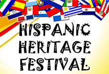 Thank You to All for a Great Hispanic Heritage Festival (click for pictures)