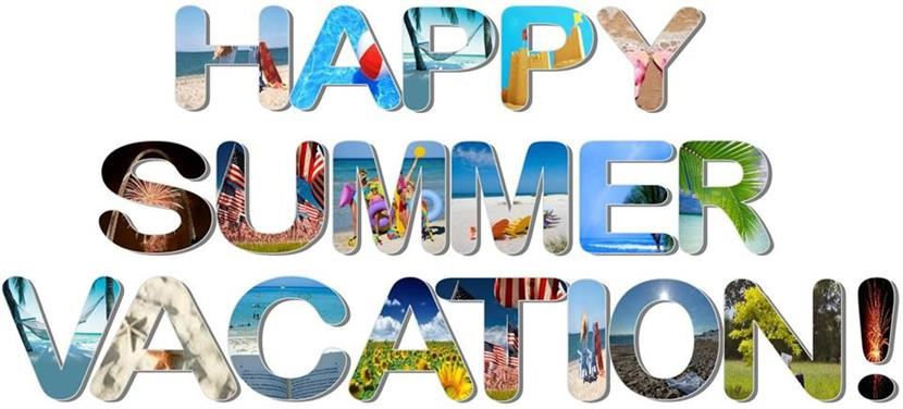 Have a Great Summer Vacation, Foxes!