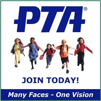 Join PTA! Volunteers/ Help Always Welcome