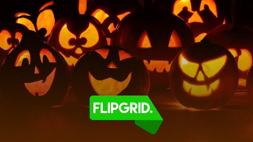 Hamilton Halloween Flipgrid Video