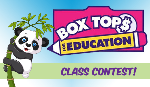 Pandamonium Box Tops Contest