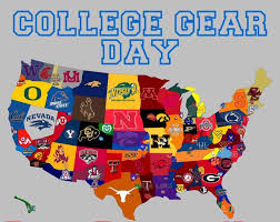 College Gear Day!