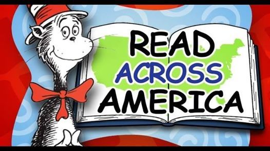 Read-a-Thon for Read Across  America & Spirit Week
