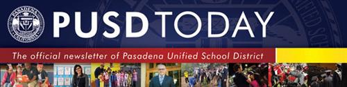 PUSD Today Newsletter
