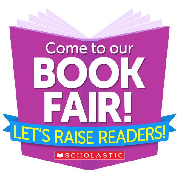 Come to the Jefferson Book Fair! Week of Aug. 19 - 23!