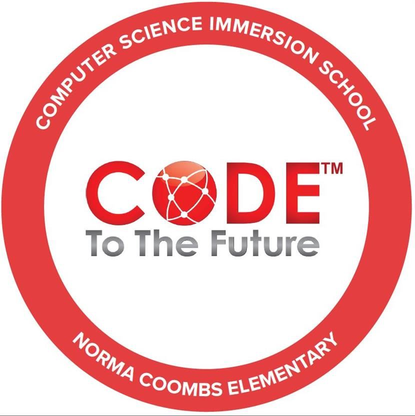 Code to the Future Logo
