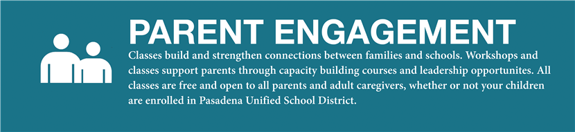 Parent Engagement Banner
