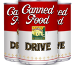 Thanksgiving Food Drive!  Nov. 5-15