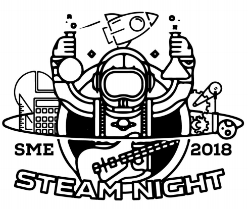 STEAM Night Logo