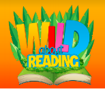 Wild About Reading logo