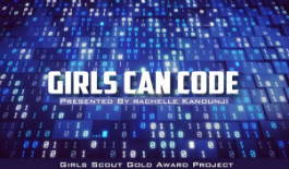 Girls Can Code