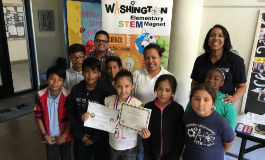 Science Expo Winners