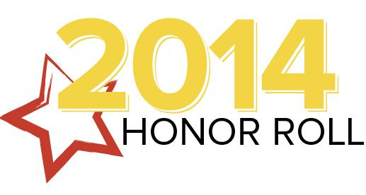 2014 CBEE Honor Roll School