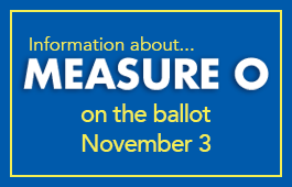 Graphic: Measure O on the ballot November 3