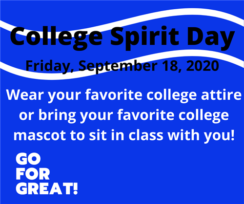Webster College Spirit Day