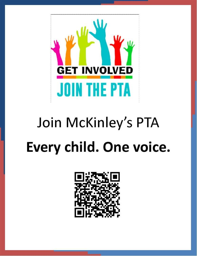 Join McKinley's PTA
