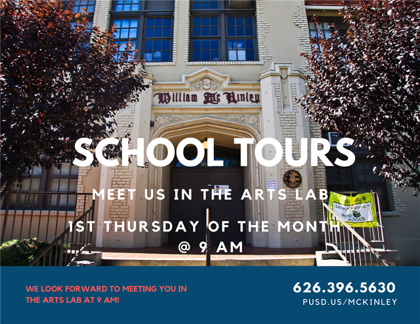 Tour Our School and Enroll!
