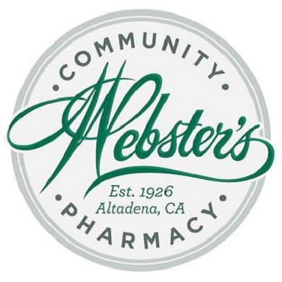 Thank you to Webster's Community Pharmacy for supporting our student activities!