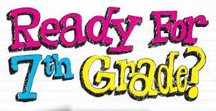 Are You Ready for 7th Grade?