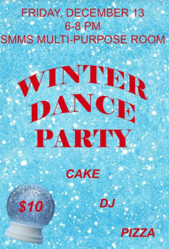 Winter Dance Party 2019-Sign Up