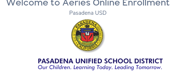 2020-2021 Online Registration PUSD is using an online registration for  the 2020-2021 school year.