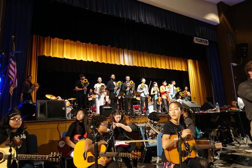 Wilson First Annual Summer Music Camp a Raving Success!