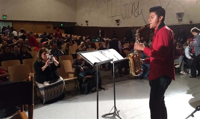 Performing Arts Saxophone