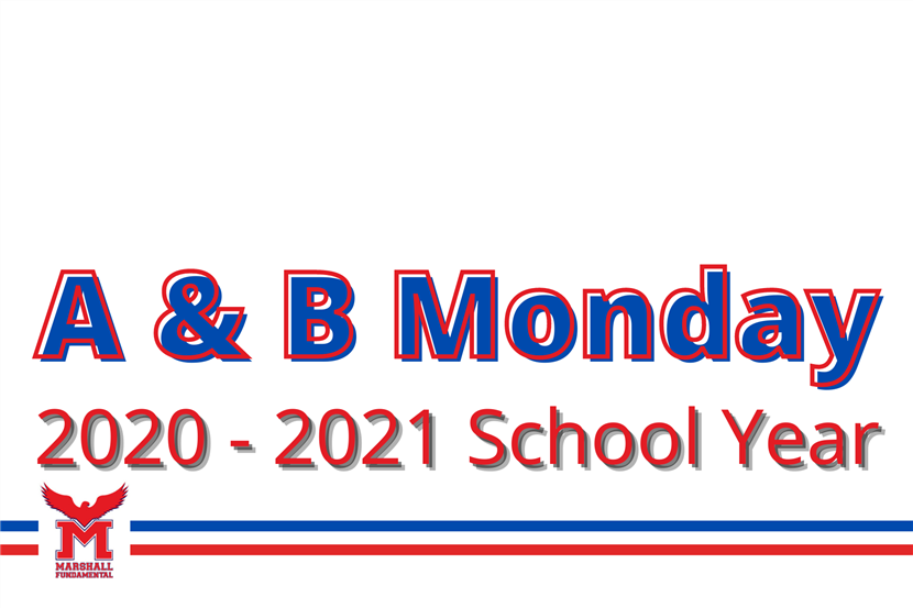 A Monday and B Monday Dates