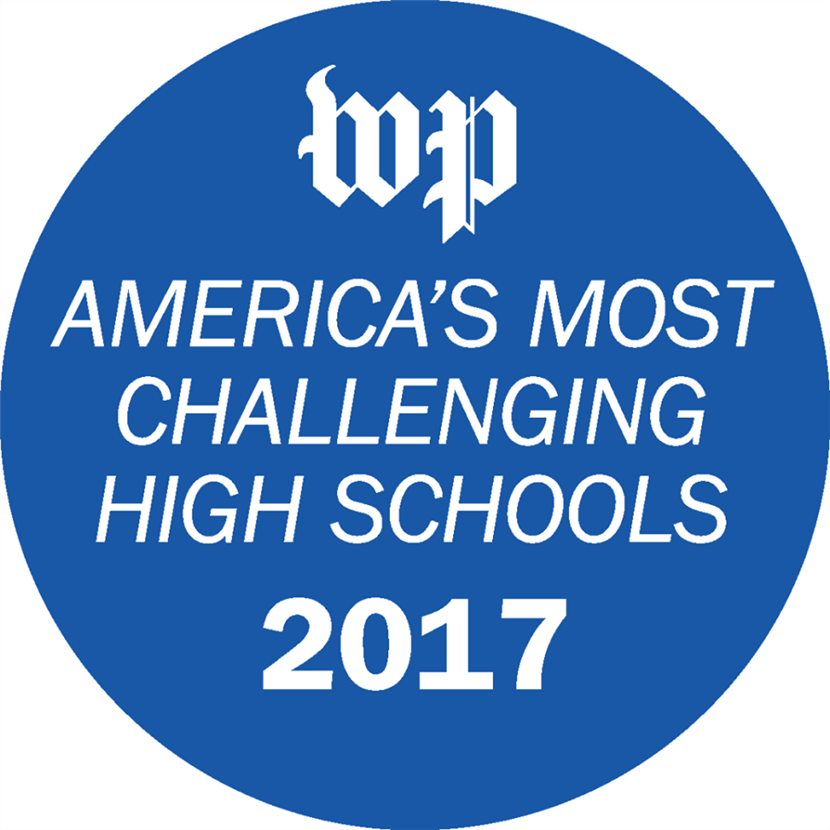 WP Most Challenging High Schools