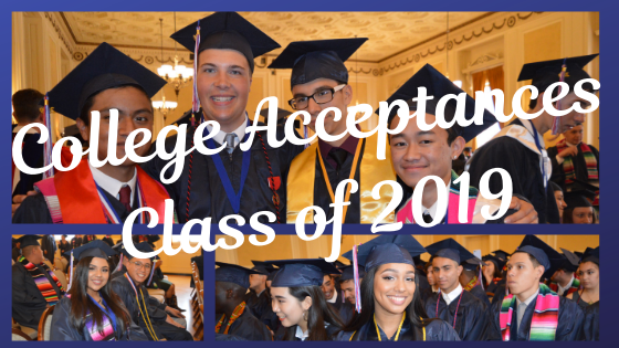 Montage photo of 2019 High School Graduates