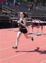 Audrey 800m athlete