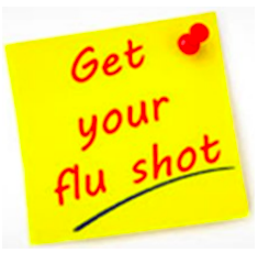 Get your flu shot this fall at free flu clinics