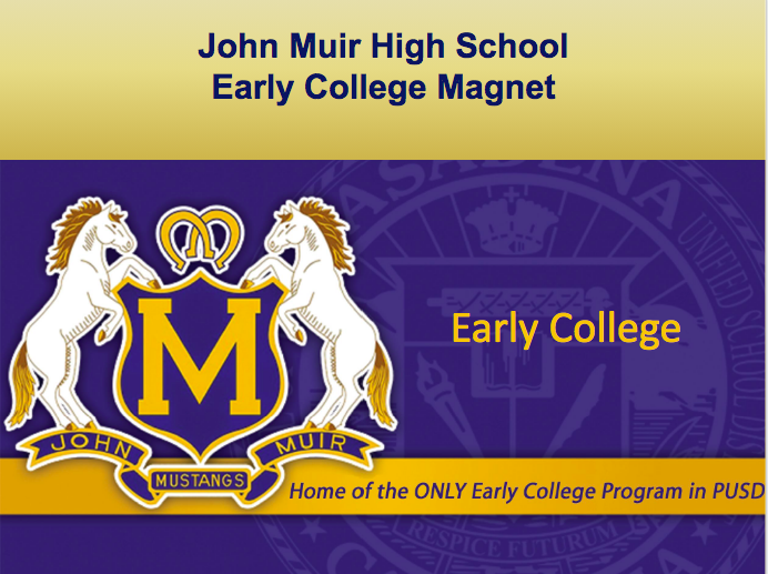John Muir High School Early College Magnet