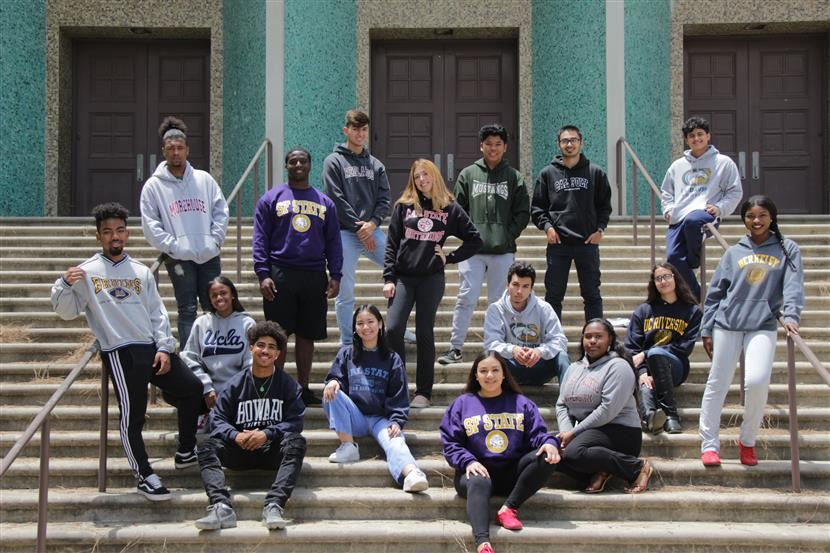 Off to College! Where are Muir's 2019 Grads Going? Check it Out!