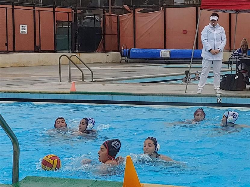 Join the Water Polo Team!
