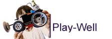 Play-Well Logo