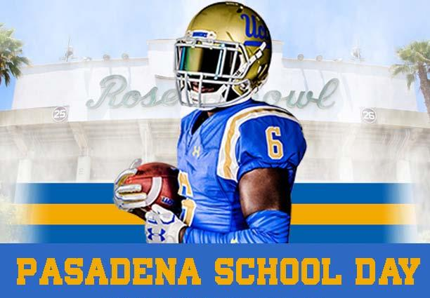 UCLA Game Day