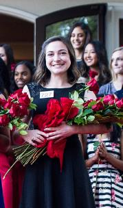 Meet Blair High School's Rose Princess Audrey Cameron