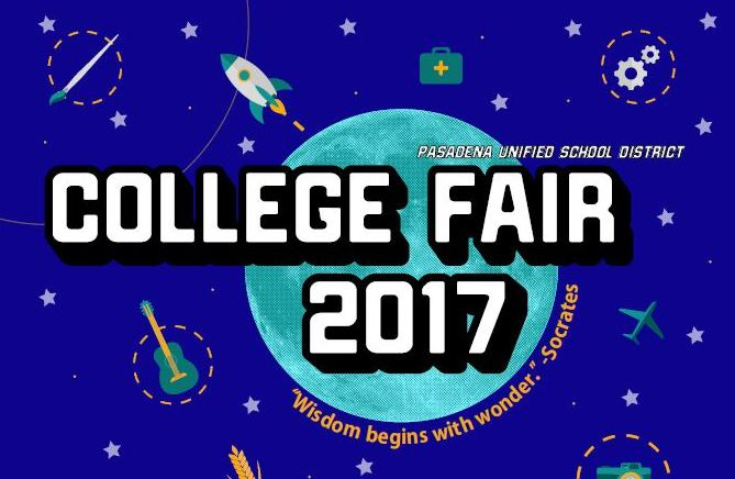 PUSD College Fair is October 11