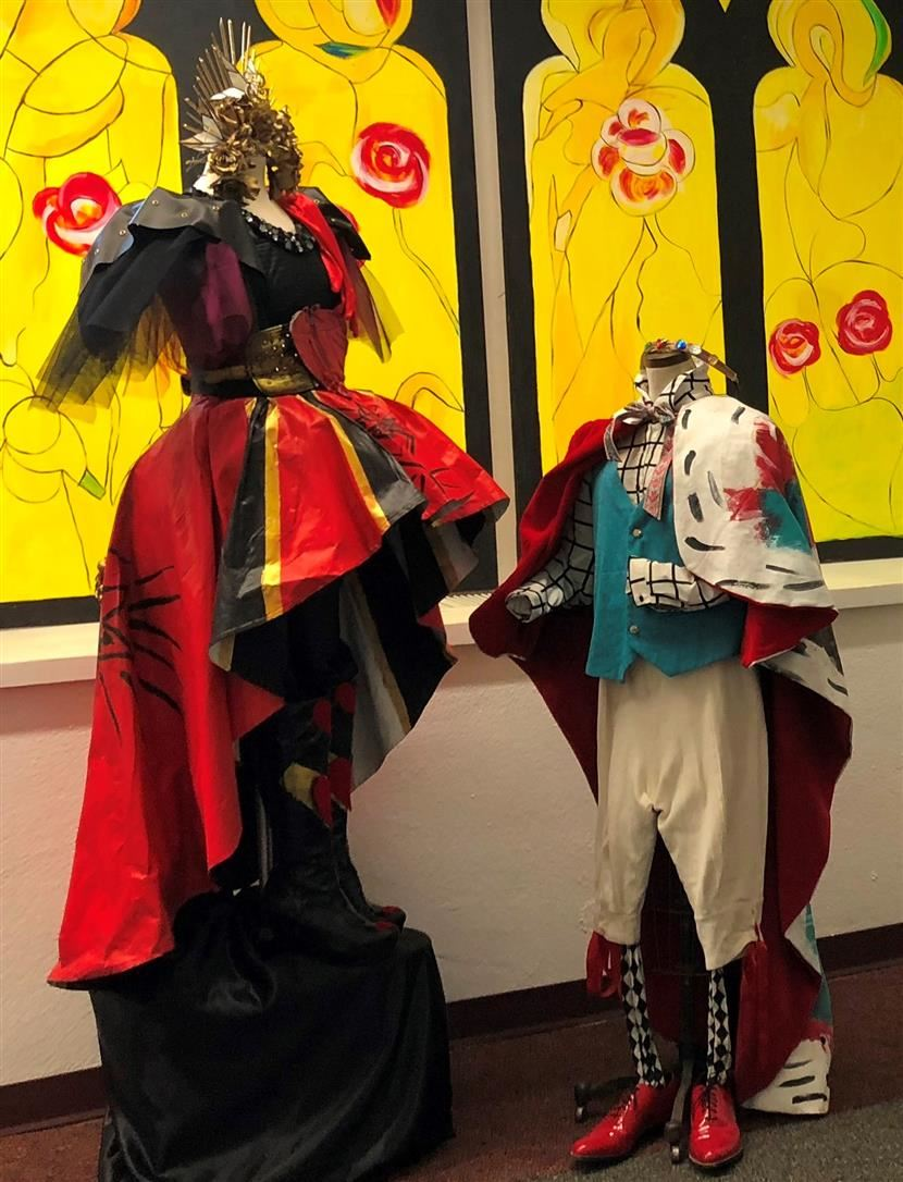 Eliot Arts Magnet Costume Exhibit is October 10