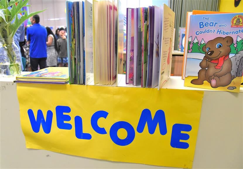 Open House Welcome