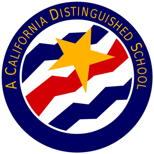 California Distinguished School logo