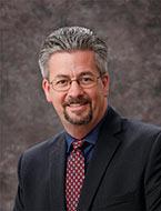 Portrait of Patrick Cahalan