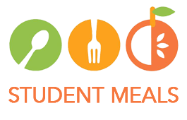 Graphic: Logo and Link for Student Meals
