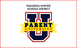 Logo for Parent University Canvas online course page