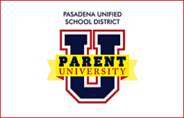 Logo for Parent University by Office of Family and Community Engagement