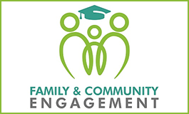 Family and Community Engagement Office Logo with link